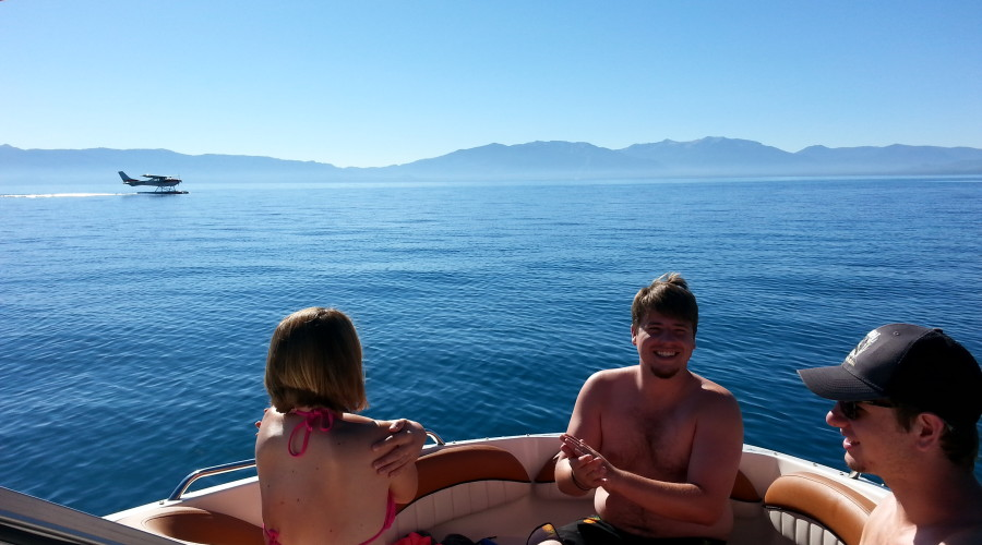 Choosing a Lake Tahoe Charter Boat?
