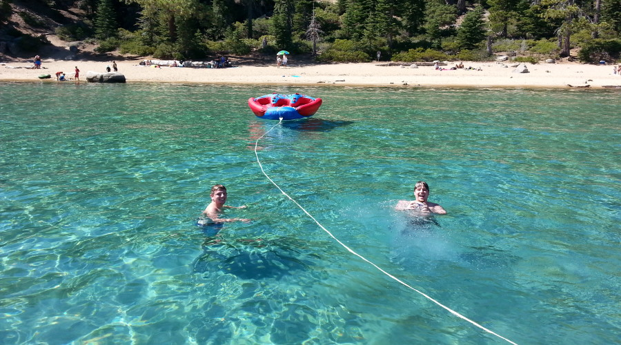 Best Location for Tahoe Boat Charters